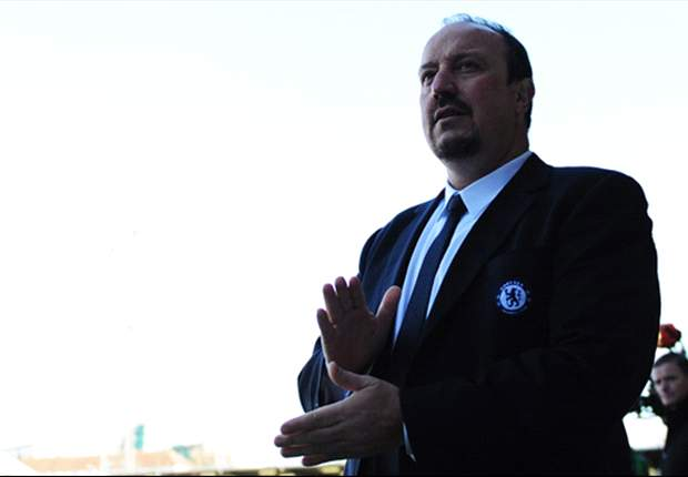 Chelseas Rafa Benitez: Champions League hat Priorität