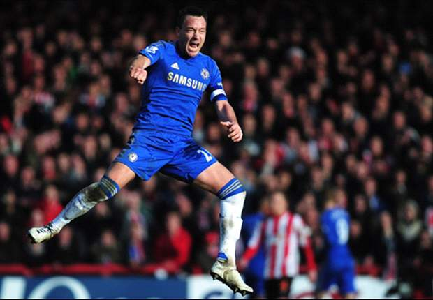 Terry and Benitez deny Chelsea bust-up rumours