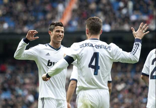 TEAM NEWS: Ronaldo starts and Ramos returns from suspension for Real Madrid as they face Granada