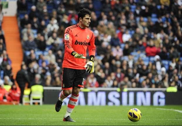 Borussia Monchengladbach Incar Antonio Adan