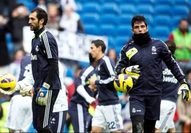 Mourinho, fiel a su idea con Diego López, que no a sus palabras