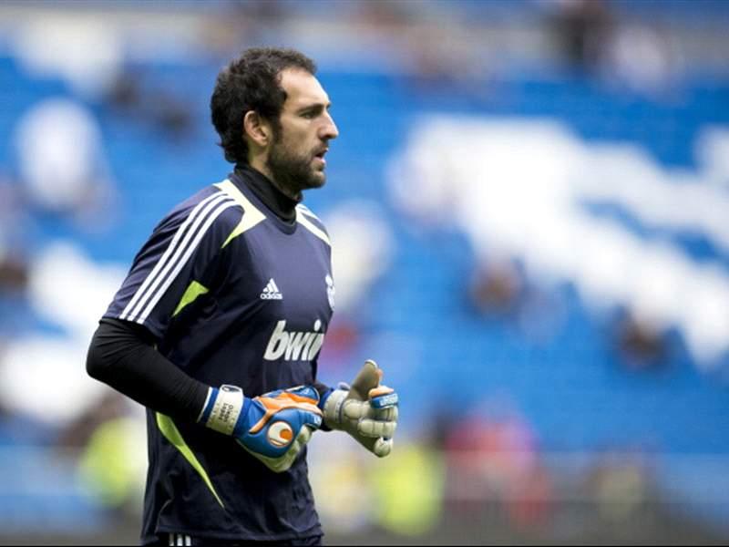 Diego López não quer seguir no Real Madrid