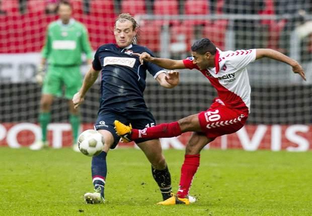 Sobere zege van Utrecht op Willem II
