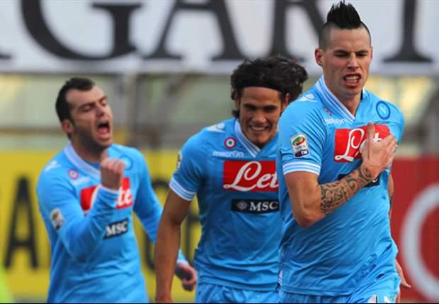 Napoli blijft voornaamste concurrent Juve