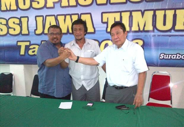 Mantan Manajer Persebaya Pimpin PSSI Jatim