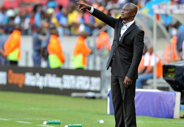 """I already have my name in the history books, is your turn now"" - Ghana coach Kwesi Appiah tells his boys"