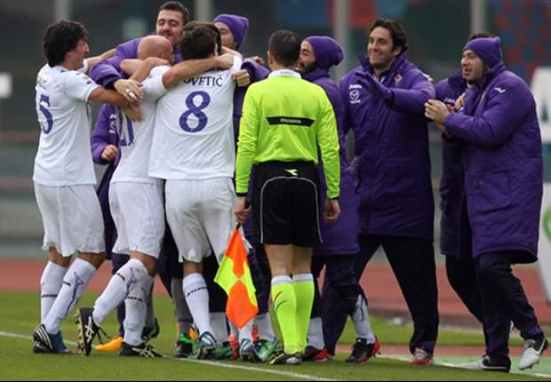 Punto Fiorentina - Tre sconfitte su quattro partite nel giocate 2013 non possono più nascondere la parola crisi. E Jovetic è ormai un 'caso'