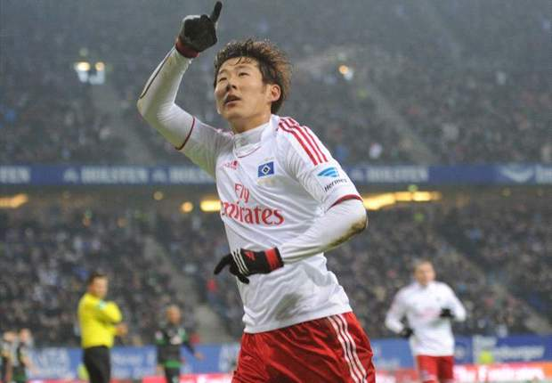 Heung-Min Son: I am happy with Hamburg