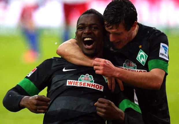 HSV gewinnt 3:2 gegen Werder - Ein irreguläres Tor, zwei Platzverweise
