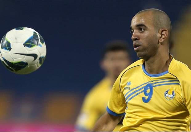 Segundo o Al-Gharafa, a transferência de Tardelli para o Atlético-MG está em fase final