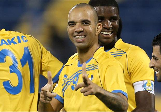 Diego Tardelli veste camisa do Galo e fala em Libertadores