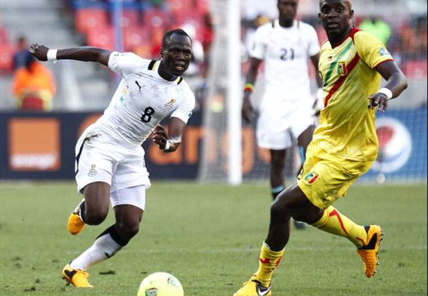 Ghana asked to remain focused against Lesotho