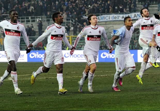 Milan spiegelt zich aan Barça