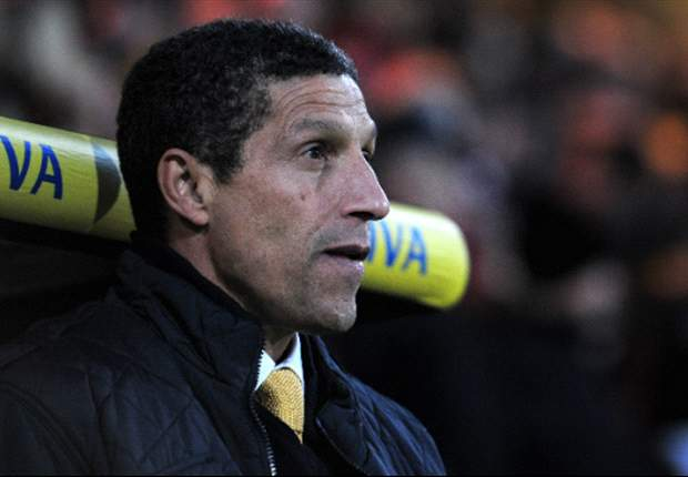 Hughton underlines importance of 'big month' ahead for Norwich
