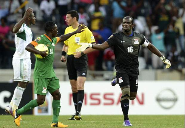 Egytian referee Grisha Ghead still working at Afcon