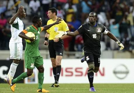 Fifa names Grisha for Nigeria game