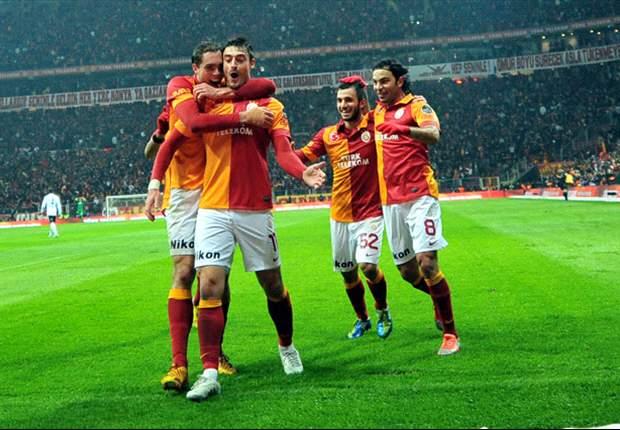 Las alineaciones confirmadas del Galatasaray - Schalke