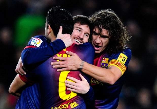 ESP - Messi puissance quatre