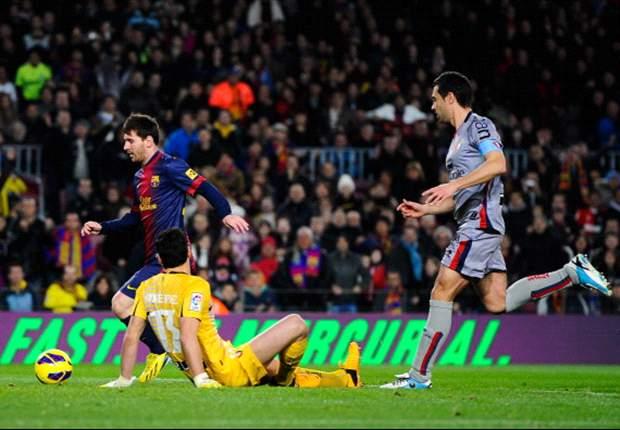 "Messi: ""Valdés es el mejor portero de la historia del Barcelona"""