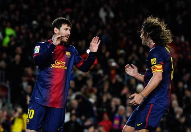 Generalprobe gelungen: Barcelona und Messi schießen Osasuna mit 5:1 ab