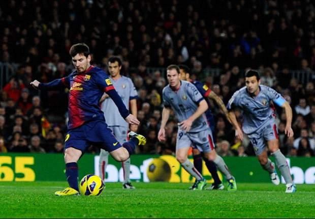 Lionel Messi: Victor Valdes Kiper Terbaik Dalam Sejarah Barcelona