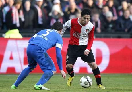 PEC haalt Achahbar op bij Feyenoord