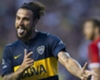 Osvaldo delighted at Boca Juniors return