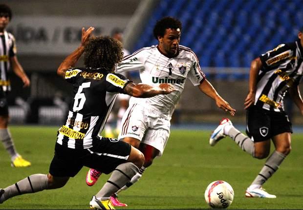 Botafogo 1 x 1 Fluminense: rivais fazem clássico parelho e terminam na igualdade