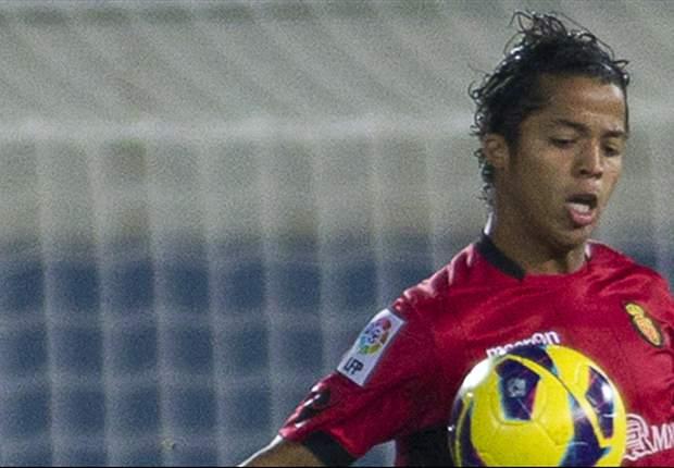Giovani dos Santos scores in Mallorca loss