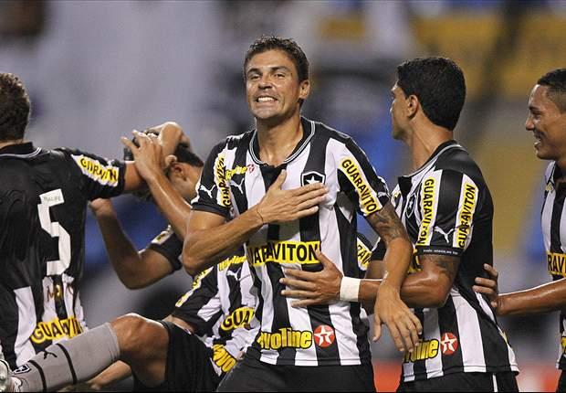Audax 0 x 4 Botafogo: Glorioso joga fácil e garante segunda vitória na Guanabara