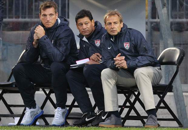 Klinsmann confident staff changes will help USA