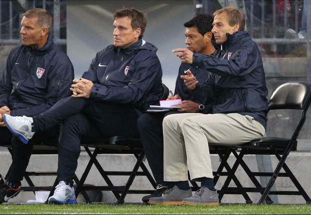 Zac Lee Rigg: How Klinsmann put together his U.S. coaching staff