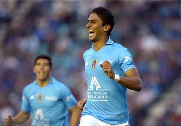 Tréllez volvió al gol en México