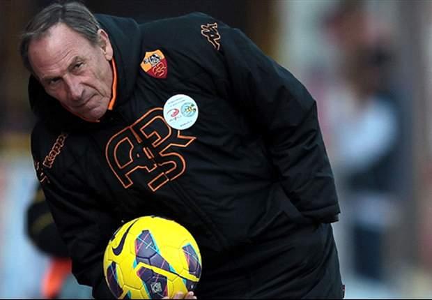 Ahia Zeman, adesso dall'Olimpico piovono fischi! Dopo il pari di Totti applausi e cori solo per il capitano