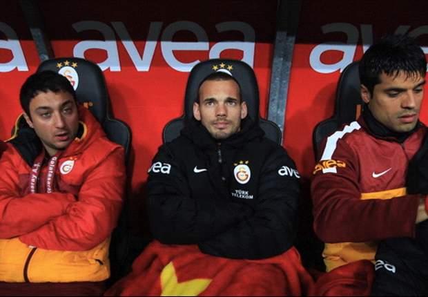 Van Persie heeft begrip voor keuze Sneijder