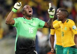 Current Bafana Bafana goalkeeper Itumeleng Khune is closing in on both Sibusiso Zuma and Andre Arendse who are on 67 caps. Goal takes a look at 11 players with the most Bafana caps
