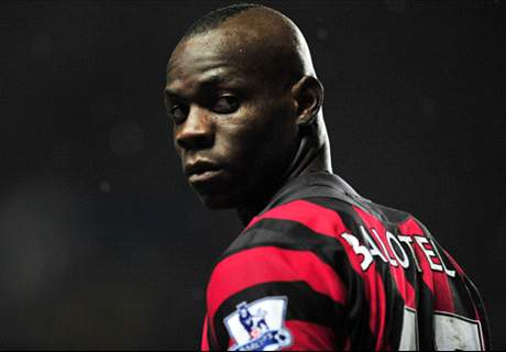 Aguero: I miss having Balotelli at City