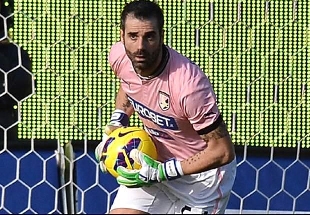Futuro ancora in rosanero per Stefano Sorrentino?