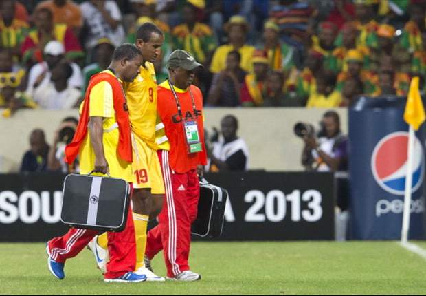 Ethiopia will miss key players Adane Girma and Asrat Gobena against Nigeria