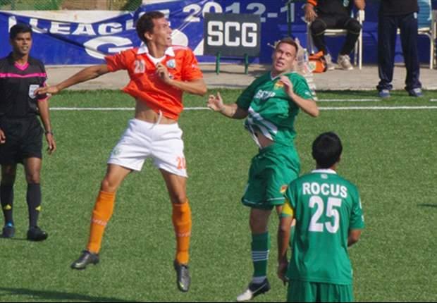 Sporting Clube de Goa 2-0 Salgaocar FC: The Flaming Oranje double troupe 10-men opponents in Goan derby