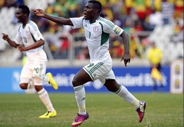 Ben Iroha: Emenike will give Nigeria Afcon quarter finals ticket