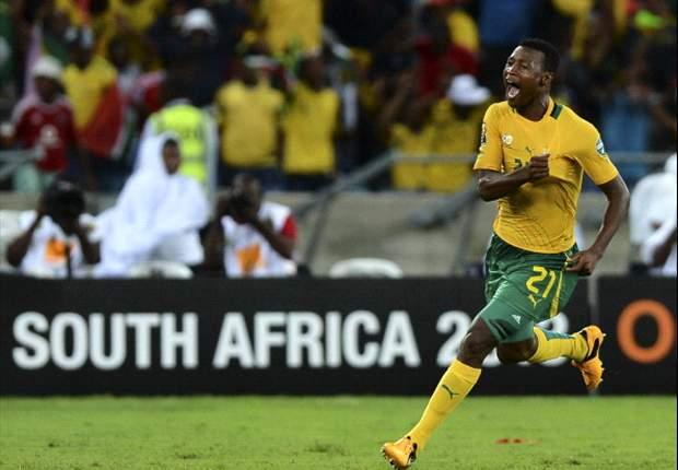 """Sangweni, difensore goleador trascinatore del Sudafrica: """"Possiamo vincere la Coppa d'Africa"""""""