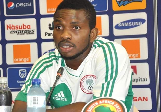 CAN 2013, Nigeria - Yobo réalise un rêve