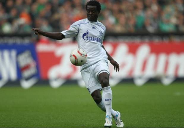 Anthony Annan could be leaving Schalke soon