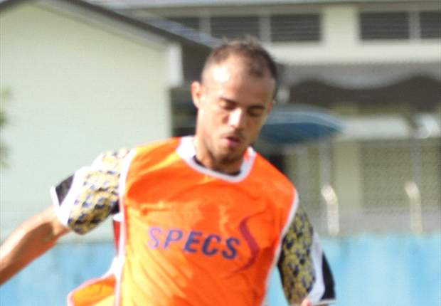 EKSKLUSIF: Disanksi Seumur Hidup, Striker Persiba Balikpapan Protes