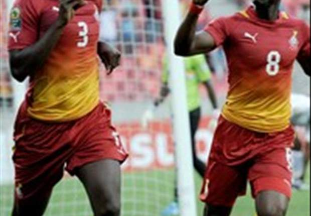 Niger 0-3 Ghana: Black Stars set quarter-final clash with debutants Cape Verde