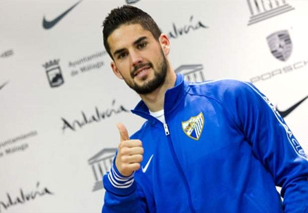 Valdano: Isco should leave Malaga