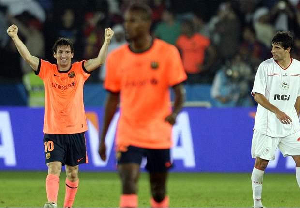 Messi, el segundo goleador más efectivo en partidos importantes