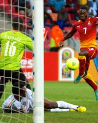 C. Atsu, Ghana International