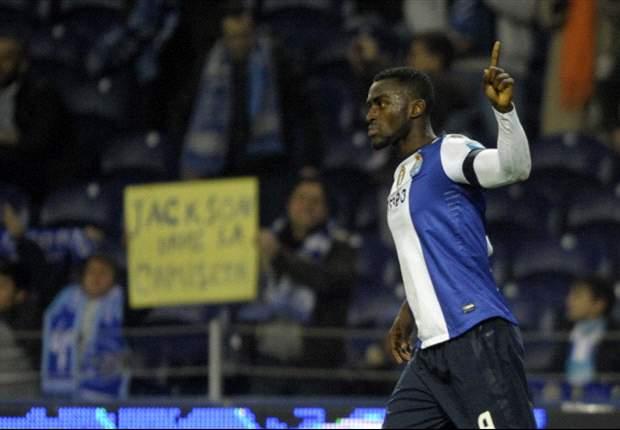 Porto golea con hattrick de Jackson Martínez